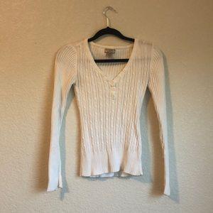 🌿 Arizona White Long Sleeve Shirt 🌿